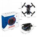 JJRC H53W Foldable Pocket Quadcopter with Camera FPV Photography Wifi UAV