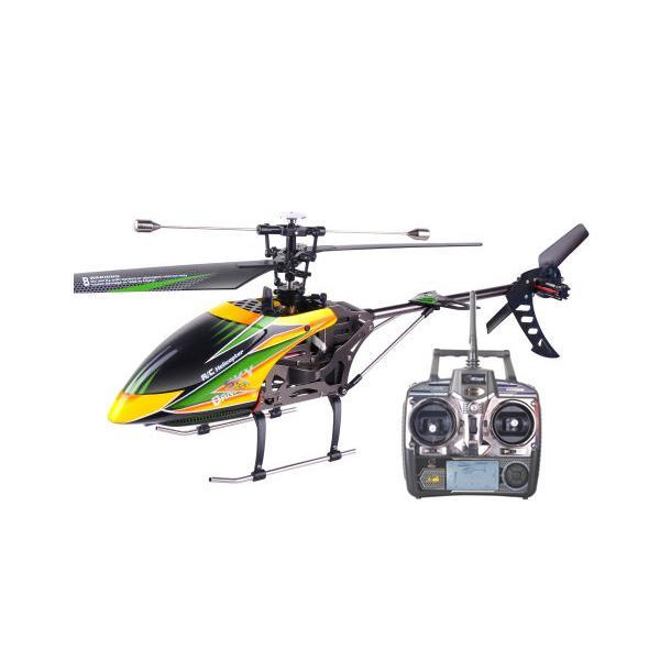 WL V912 Super 2.4G Single Blade 4CH RC Helicopter RTF 1