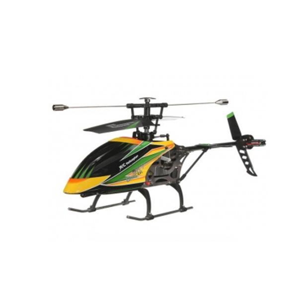 WL V912 Super 2.4G Single Blade 4CH RC Helicopter RTF 4