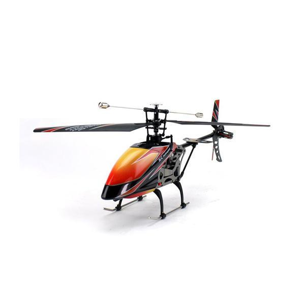 WL V912 Super 2.4G Single Blade 4CH RC Helicopter RTF 5