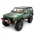 1/10 Cherokee Hard Body shell  For AXIAL SCX10 90046/90047  T4 TRX4 D90 RC4WD TF