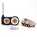 RC Tank 8020 1:77 RC popular best mini electronic rc tank for kids