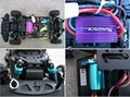 1/16 SCALE BRUSHLESS POWER ON-ROAD CAR 94182PRO