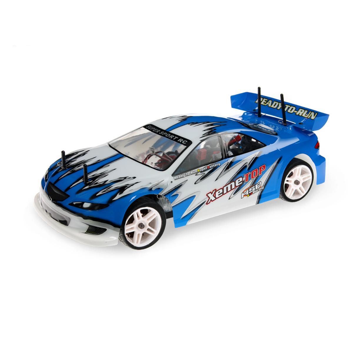 94103 Xeme Super Motive 1/10 Scale 4wd Racing Car 5