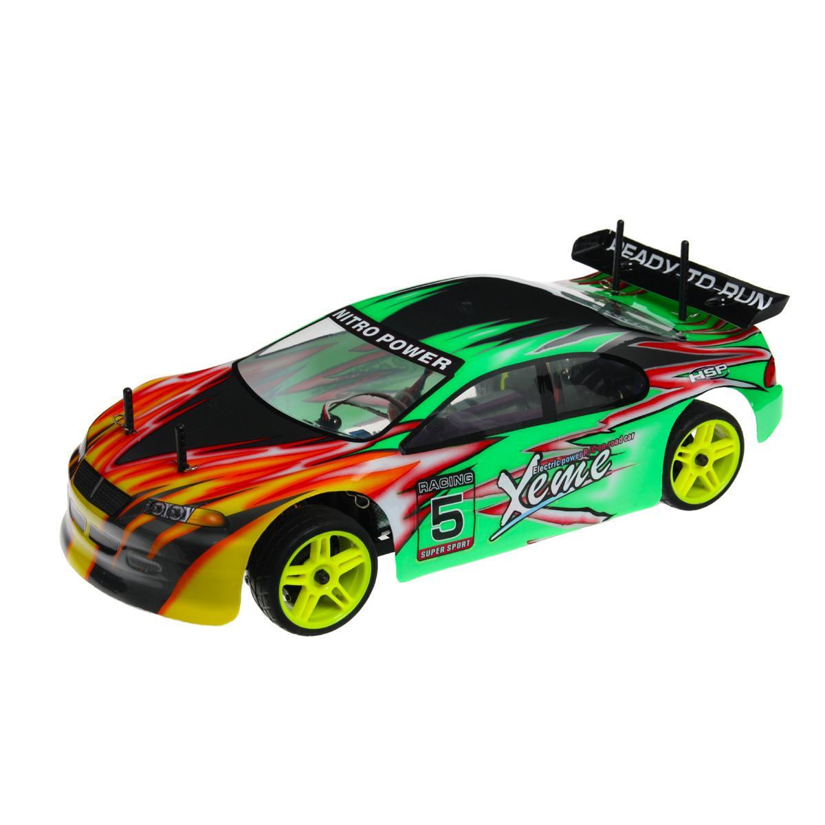 94103 Xeme Super Motive 1/10 Scale 4wd Racing Car 1