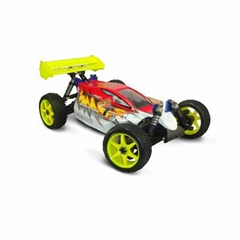 94081E9 2.4G 1/8 Brushless off-road Buggy with 3600mah li-po battery