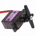 MG90S Metal Gear Micro Servo for rc helicopter