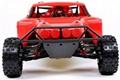 Rovan LT450 45CC 1/5 RC Gas Truck compatible  losi 5ive-T  12