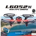 iphone quadcopter  L6052W 2.4G WIFI FPV