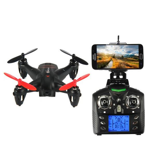 WLtoys Q242G 2.4GHz 6-axis Mini RC Quadcopter with 2.0MP 5.8GHz FPV 1