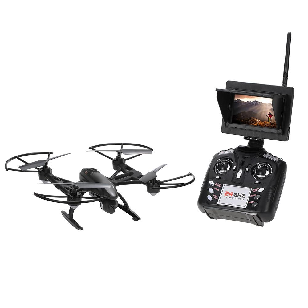 JXD509G 5.8G FPV RC Drone With 2.0MP HD Camera Altitude Hold  Quadcopter  1