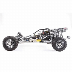 New design carbon material 1/5 rc baja 5b 30.5cc rc buggy KM Zonda II