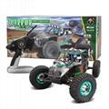 WLtoys K949 1/10 2.4GHz 4WD RC Climbing Short Course Truck Dirt Drift bike RTR