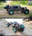 WLtoys K949 1/10 2.4GHz 4WD RC Climbing Short Course Truck Dirt Drift bike RTR 6