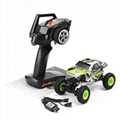 Wltoys 1/24 RC Racing Car 4WD Off-road