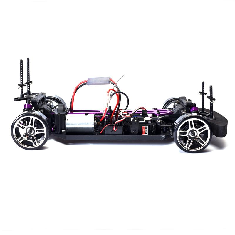 HSP RC DRIFT Car 1/10 Flying Fish Electric Radio Control Drifter Car 6