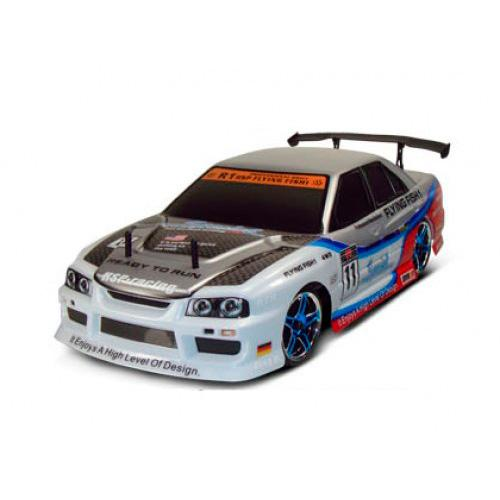 HSP RC DRIFT Car 1/10 Flying Fish Electric Radio Control Drifter Car 3