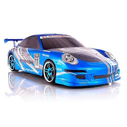 HSP RC DRIFT Car 1/10 Flying Fish Electric Radio Control Drifter Car 7