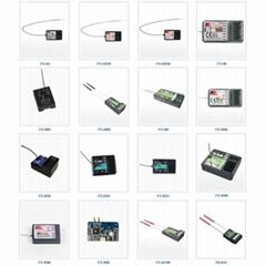 FlySky FS-iA6  IA6B 2.4G 6CH AFHDS Receiver For Flysky i4 i6 i10 transmitter