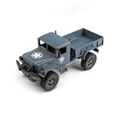 WLtoys 124301 1/12 2.4GHz 4WD 1200G RC Load Military Truck