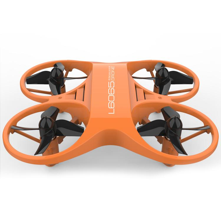 Flying drone  L6065 Infrared Controlled Mini RC Quadcopter   6