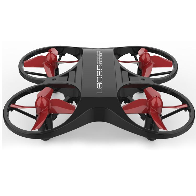 Flying drone  L6065 Infrared Controlled Mini RC Quadcopter   8