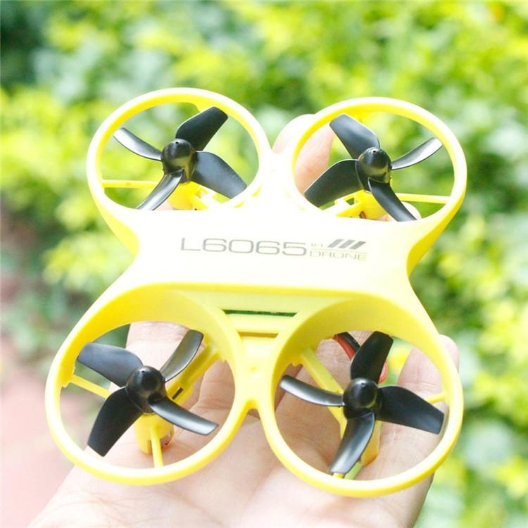 Flying drone  L6065 Infrared Controlled Mini RC Quadcopter   14