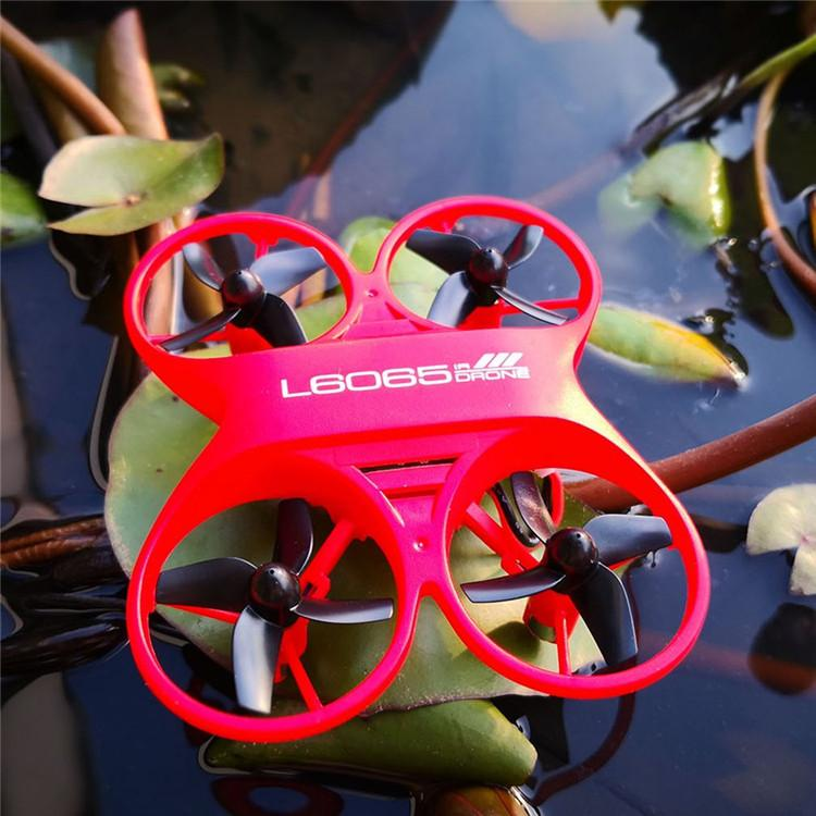 Flying drone  L6065 Infrared Controlled Mini RC Quadcopter   16