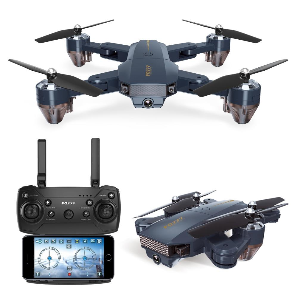 FQ35 WiFi FPV with HD Camera Altitude Hold Mode Foldable RC Drone Quadcopter RTF