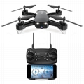 Pocket FQ777 FQ40 RC Drone Quadcopters Helicoputer 2.0MP WIFI FPV Camera