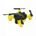 FQ04 2.4G Mini quadcopter With Camera K5 Pocket drone 2