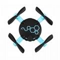 FQ04 2.4G Mini quadcopter With Camera K5 Pocket drone 7