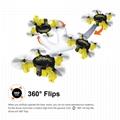 FQ04 2.4G Mini quadcopter With Camera K5 Pocket drone 8