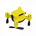 FQ04 2.4G Mini quadcopter With Camera K5 Pocket drone 9