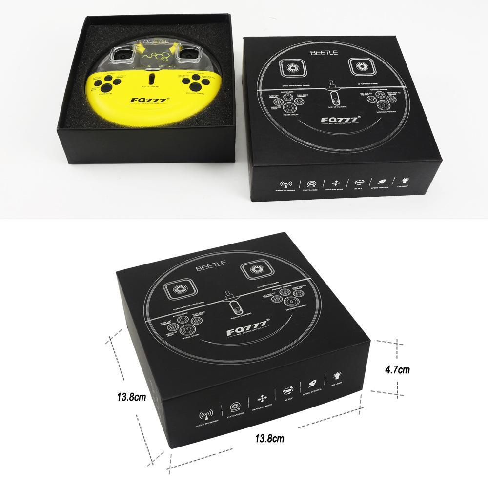 FQ04 2.4G Mini quadcopter With Camera K5 Pocket drone 5