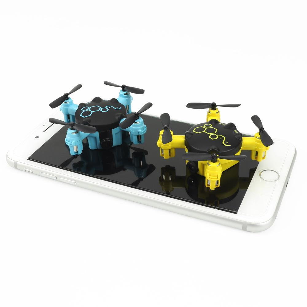 FQ04 2.4G Mini quadcopter With Camera K5 Pocket drone 10