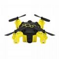 FQ04 2.4G Mini quadcopter With Camera K5 Pocket drone 11