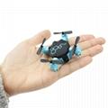 FQ04 2.4G Mini quadcopter With Camera K5 Pocket drone 12