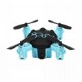 FQ04 2.4G Mini quadcopter With Camera K5 Pocket drone 1