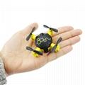 FQ04 2.4G Mini quadcopter With Camera K5 Pocket drone 13