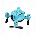 FQ04 2.4G Mini quadcopter With Camera K5 Pocket drone 14