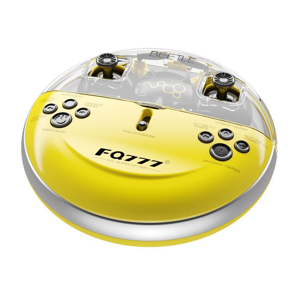 FQ04 2.4G Mini quadcopter With Camera K5 Pocket drone 3