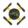 FQ04 2.4G Mini quadcopter With Camera K5 Pocket drone 15