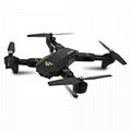 VISUO XS809W Foldable RC Quadcopter RTF WiFi  Camera Drone 6