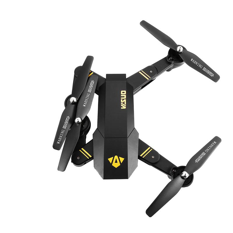 VISUO XS809W Foldable RC Quadcopter RTF WiFi  Camera Drone 1