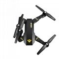 VISUO XS809W Foldable RC Quadcopter RTF