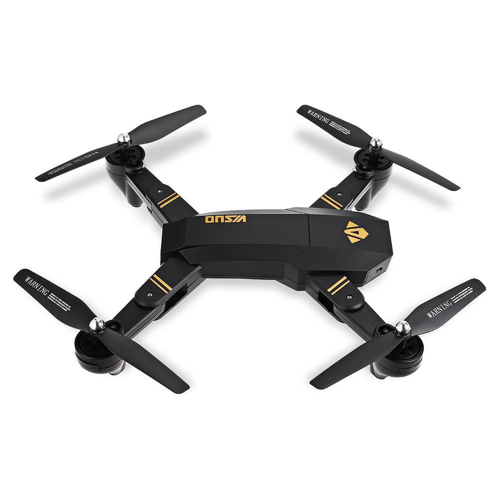 VISUO XS809W Foldable RC Quadcopter RTF WiFi  Camera Drone 11