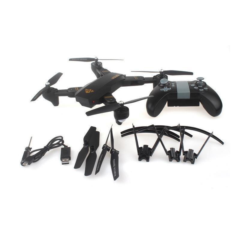 VISUO XS809W Foldable RC Quadcopter RTF WiFi  Camera Drone 13