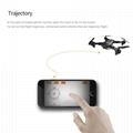 VISUO XS809W Foldable RC Quadcopter RTF WiFi  Camera Drone 14