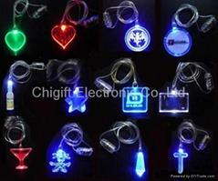 Flashing Necklaces